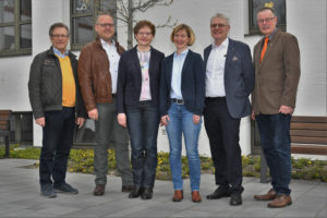 Der Vorstand der Kolpingsfamilie Hövelhof